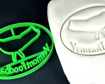 Custom Cookie Cutter Custom Logo for your Company, Custom Cookie Cutter and Fondant Cutter - 5 Star Review