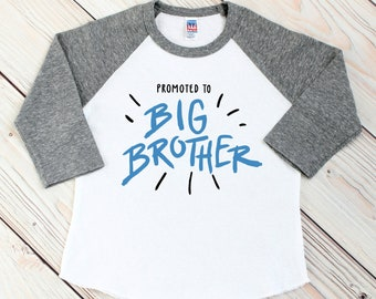Big Brother Shirt - Big Brother Announcement Shirt - Big Brother T Shirt - Pregnancy Announcement Shirt - Big Bro Shirt - Big Brother Tee