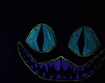 UV, harem pants, Cheshire Cat, harem pants, pants, psy trance, Goa, party dress, Festival clothing
