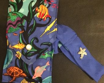 Necktie Wristlet