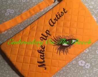 Wristlet Bag or Make up Bag