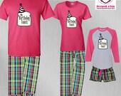Birthday Pajamas My Birth...