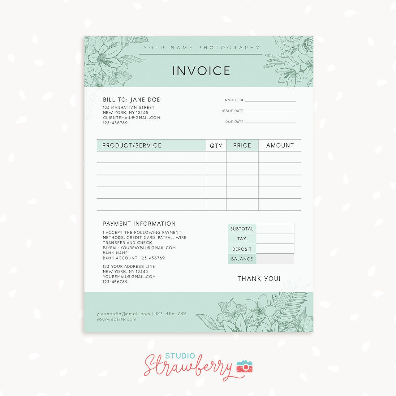 Roofing Invoice Template Pdf Invoice Template Photography Invoice Business Invoice Order To Invoice Process with Get Lic Receipt Online Excel Zoom Billing Invoicing Pdf