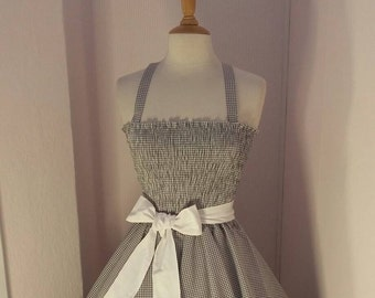 Petticoat dress sundress piece petticoat dress