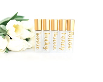 The Whimsy Collection- 10 ml Roller Bottles