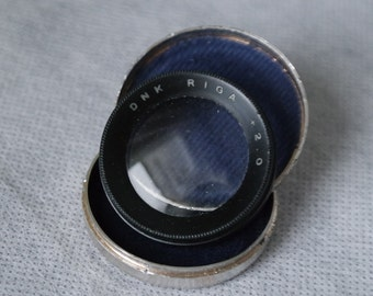 vintage camera lens, old camera lens, macro filming, macro photography, macro filter, soviet camera, 1960s, made in latvia, retro camera