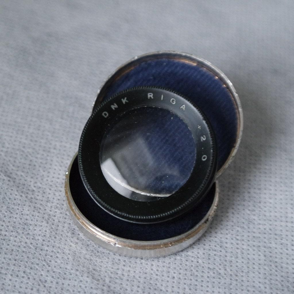 Vintage Camera Lens 119