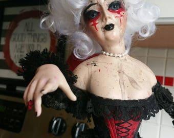 Horror Doll Antoinette