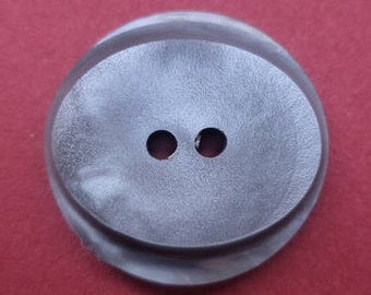 10 buttons grey 21mm (3905)