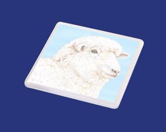 Woolly Sheep Coaster