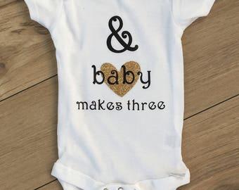 Baby Announcement Onesie