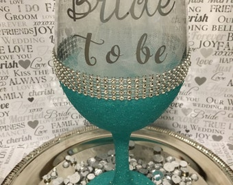 Bride to be Wine Glass 20 oz