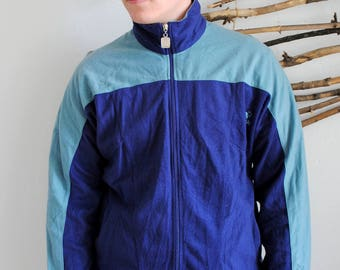 KARAKAL windbreaker 1990s 1980s sport jacket mens Medium size