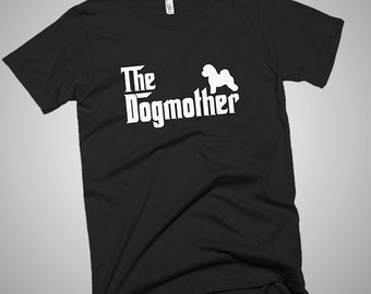 Bichon Frise Dogmother T-shirt