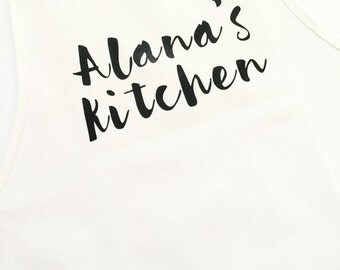 Personalized apron, kid apron, gifts for him her, cook, cooking, chef, food, hosting, dinner, lunch, baking, bbq, meal prep, kitchen, dining