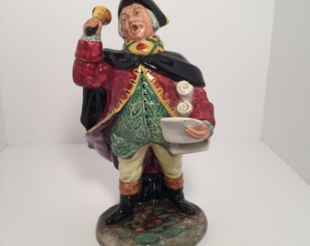 Royal Doulton Town Crier Figurine