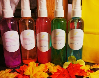 All Natural Body Mist