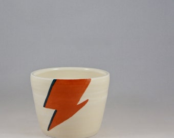Ceramic David Bowie Cup / Bowl / Planter
