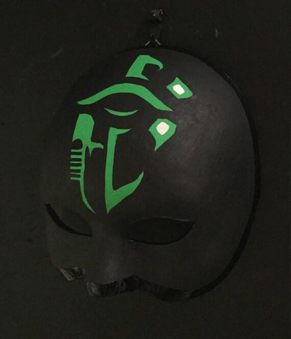Ingress mask