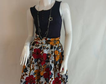 The Ore ankara gathered skirt
