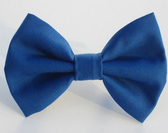 Indigo Bow Tie- All Sizes