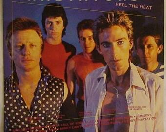 The RADIATORS Feel The Heat LP
