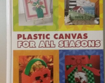 The Needlecraft Shop Plastic Canvas For All Seasons