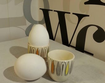 Vintage Egg Holders from the 50's - 60's SAVE 15% & FREE SHIPPING