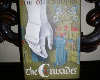 Crusades Vintage Mid-Century  Book