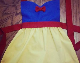 Snow White Costume Apron