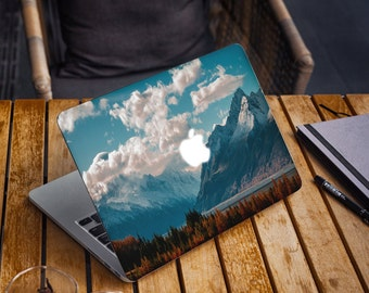 Macbook Skin Mountain Landscape Macbook Decal Laptop Skin Macbook Air Decal Macbook Pro Decal Macbook Air Skin Macbook Retina Skin Cover