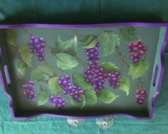 Grape cluster Tray