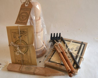 Paper Pot Maker Gardening Collection // Gardener Gift // Gift Set // Gift Boxes // Gifts for Her // Gifts for Him //