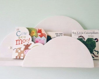Cloud Wall Shelf/Wall Bookshelf