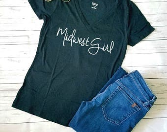 Midwest Girl Shirt