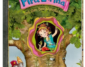 Pipa Lupina and her tree house gang