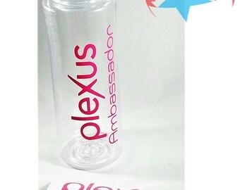 Plexus Ambassador car & cup decals