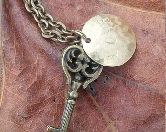 Key to Love Necklace