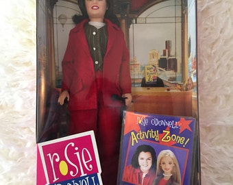 Rosie O'Donnell Barbie doll/Barbie/collectible