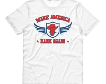 4th of July Make America Hank Again Shirt; Hank Williams, Country Music, Western, Independence