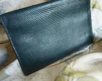 Lizard Wallet  new old stock from the 70 's