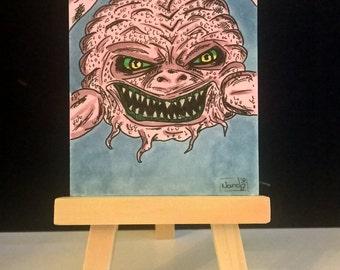 TMNT General Krang Sketchcard
