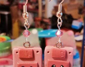 Kawaii Floppy Disc Earrings