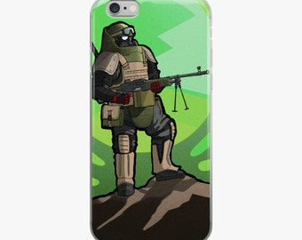 The Play Heavy iPhone case