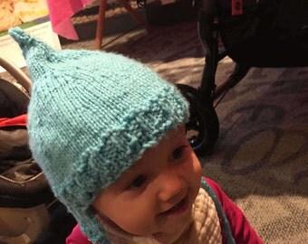 Cutie Pointed Hat