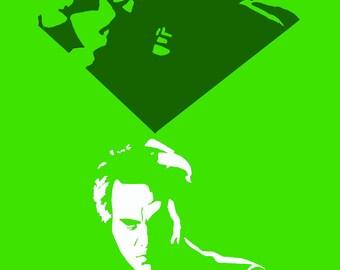 Incredible Hulk Print