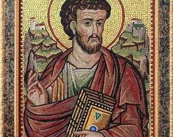 St. Lukas mosaic