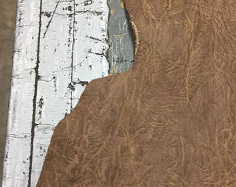 Leather Skin, 2.0-2.2 mm, brown leather skin, shoulder leather, leather shop, crafts, accesories