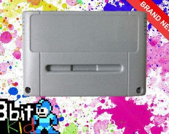 Super Nintendo (Snes) Plastic replacement Shell For PAL SNES