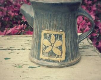 Earthenware Teapot